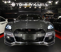 Тюнинг-обвес «Tommy Kaira» на Nissan GT-R