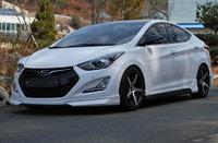 Тюнинг-обвес «Zest Style» для Hyundai Elanta (Avante MD)