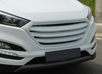 Решетка радиатора Hyundai Tucson TL 2015+