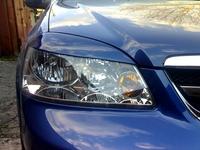 Реснички на переднюю оптику «Reiger» на Chevrolet Lacetti