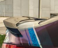 "Спойлер ""Zeus"" на Hyundai Solaris 2017-2017"