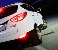 """Стопы (фары) LED """"Mercedes Style"""" для Hyundai Tucson Ix35 (красные)"""