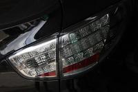 """Стопы (фары) LED """"Mercedes Style"""" для Hyundai Tucson Ix35 (хром)"""