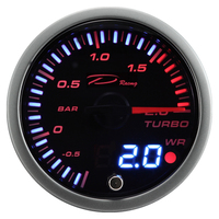 "Датчик DEPO ""Smart LED Drive"" 60мм давление турбины (boos-turbo)"