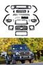 Обвес рестайлинг для Mercedes W463 в W464 2018+