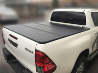 Крышка кузова жесткая трехсекционная Toyota Hilux 2015-2020