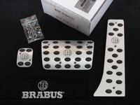Накладки на педали Brabus для Mercedes AT
