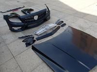 Обвес рестайлинг на Mercedes CLS-class C218 / W218 в версию 63 AMG