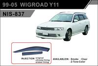 Ветровики - дефлекторы окон Nissan AD/Wingroad Y11 99-05 (TXR Тайвань)