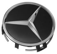 Заглушка центрального отверстия диска для Mercedes #5