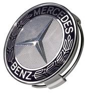 Заглушка центрального отверстия диска для Mercedes #4