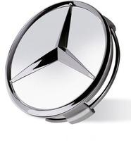 Заглушка центрального отверстия диска для Mercedes #6