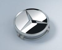 Заглушка центрального отверстия диска для Mercedes #7