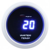 Датчик DEPO 52мм электронное табло (Water Temp) температура воды
